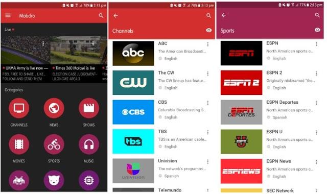 3 Aplikasi Streaming Bola Terpopuler 2020