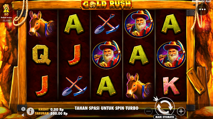 game-slot-gold-rush-autobola